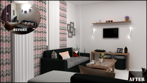 Small Budget Big Makeover Instant Makeover Your Living Room Space Interesting Living Room Makeover On A Budget