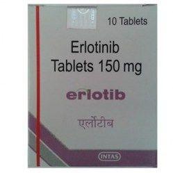 Erlotib Erlotinib 150mg Tablets