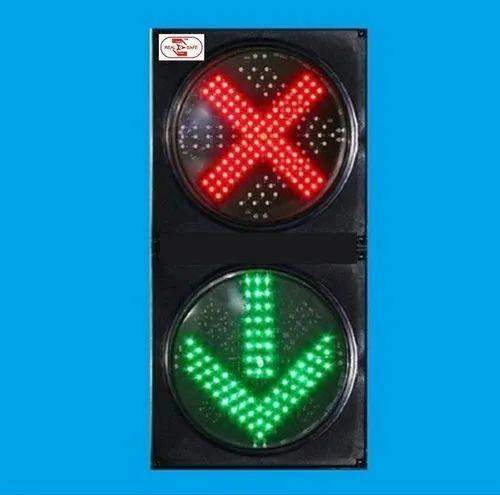Traffic Signal Lights Red Cross Green Arrow Signal Manufacturer From Salem