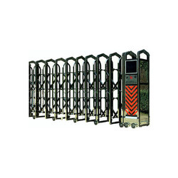 Automatic Motorized Retractable Gate
