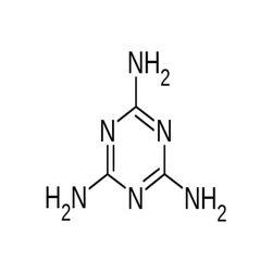 2,4,6-Triamino-S-Triazine