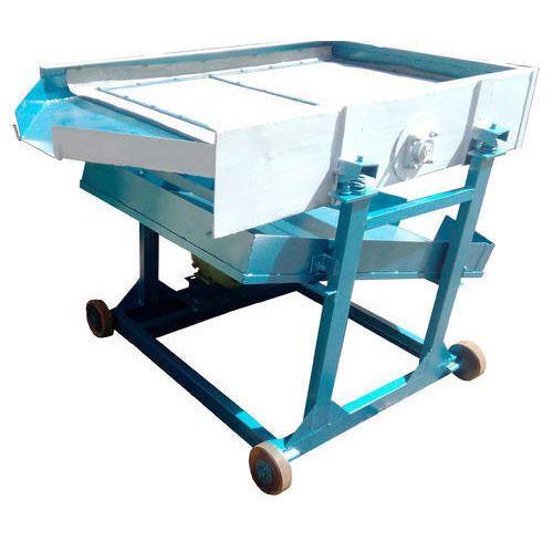Sand Sieving Machine Plastic Paver Demoulding Machine