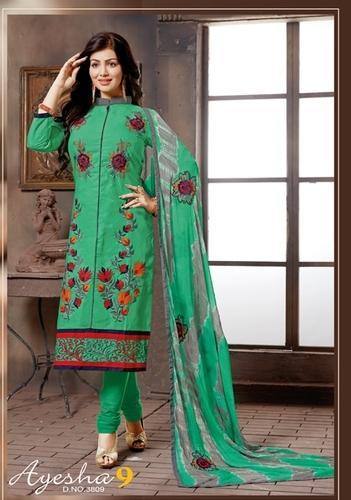 Designer Dupatta Suits
