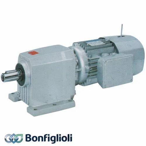 Industrial Inline Helical Geared Motor