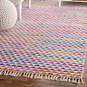 Decorative Cotton Handloom Durrie Woven Floor Carpet
