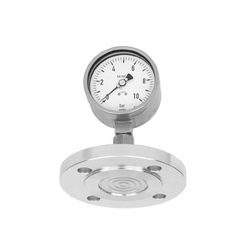 Flanged Diaphragm Gauge