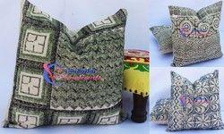 Cotton Rug Carpet Cushion Cover