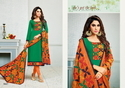 Printed Mirzya Suit Salwar Fabric