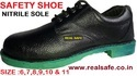 Nitrile Safety Shoes