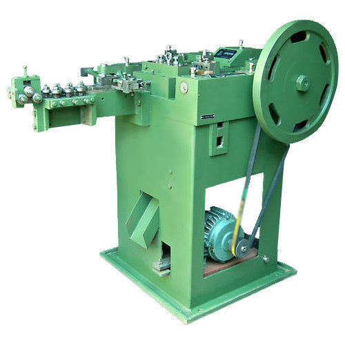 Nail making machine washed head roofing nail making machine nail making machine washed head roofing nail making machine manufacturer from amritsar greentooth Gallery