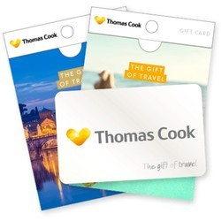 Thomas Cook - Gift Card - Voucher