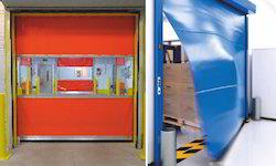 Crash Proof Rapid Shutter Door & Rapid Doors - Crash Proof Rapid Shutter Door Manufacturer from Gurgaon