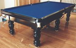 Billiard Table In 6 Legs