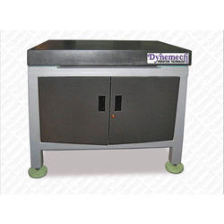 Lab Instruments Table with Cabinet