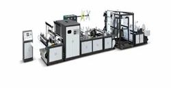 ET- XB700 Non-Woven Box Bag Making Machine With Handle Attach
