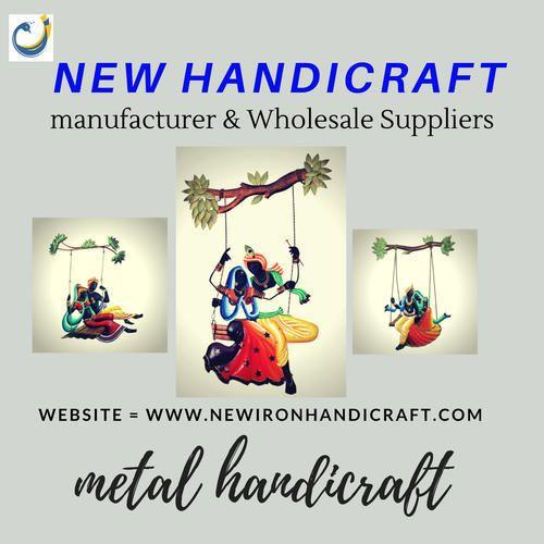 Indian Handicraft Iron Crafts Item Manufacturer From Nagpur