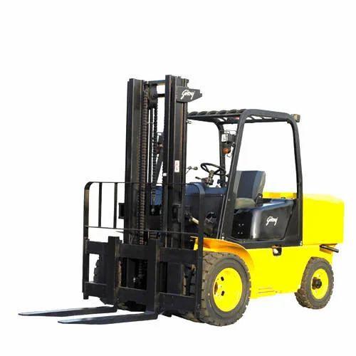 Diesel Forklift Godrej Diesel Forklift Authorized