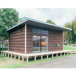 Wooden Bunk House