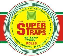 Super Straps Manual AND Heat Seal Box Strapping Rolls