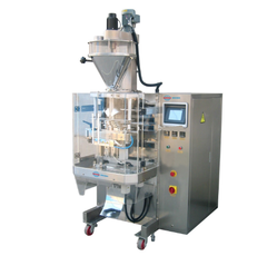 Food Pouch Packing Machine