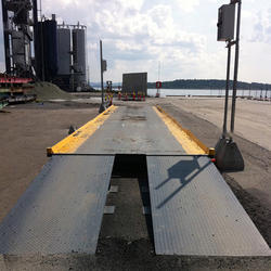 Movable Weighbridge