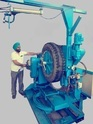 Tyre Buffer - Manual and CNC Based