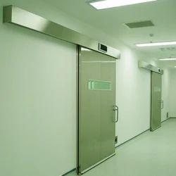 Automatic Operation Theatre Door