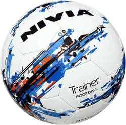 NIVIA 'Trainer' Size-5 Stitched Football