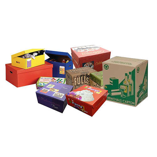 Image result for printed corrugated boxes