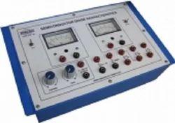 Semi-Conductor Diode Characteristics Experiment