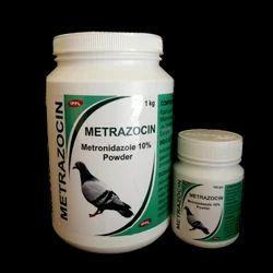 Metronidazole 10% Powder