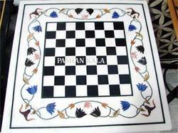 Marble Chess Table Top
