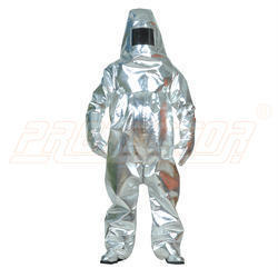 Alumunised Fire Proximity Suit