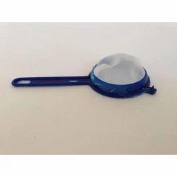 Plastic Mesh Tea Strainer