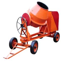 Powerful Concrete Mixer
