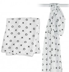 Simple Soft Swaddles Muslin Fabrics For New Born Baby