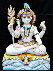 Marble Shiva Murti
