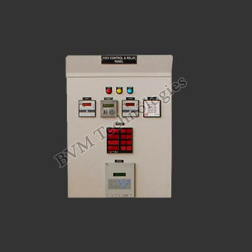 HT VCB Control Panels - Medium Voltage Panels Exporter from Ghaziabad