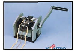 Manual Cut & Bend Machine for Axial Components - MAP 860