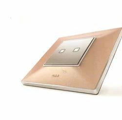 Wavio Plate With i-Fi Modular Switch