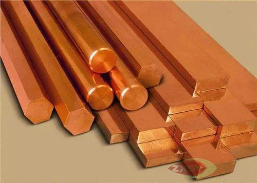 Beryllium Copper Beryllium Copper Round Bar Exporter
