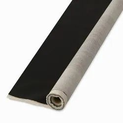 Black Canvas Roll