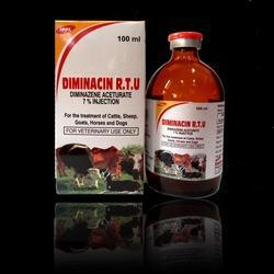 Diminazine Aceturate 7% RTU Injection