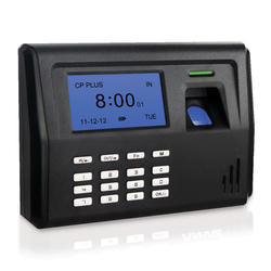 Bio Metric Attendance Recording Machine