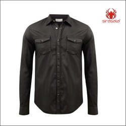 Men's Casual Button-Front Shirts