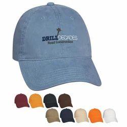 Cotton Drill Caps