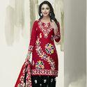 Cotton Patiyala Salwar Suit