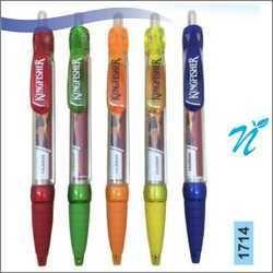 Plastic Banner Pen
