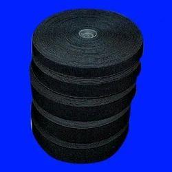 Black Woven Elastic Tape