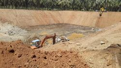 Water Pond Process